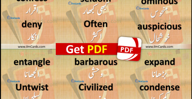 Opposite words in English | Synonyms and Antonyms in English | PDF